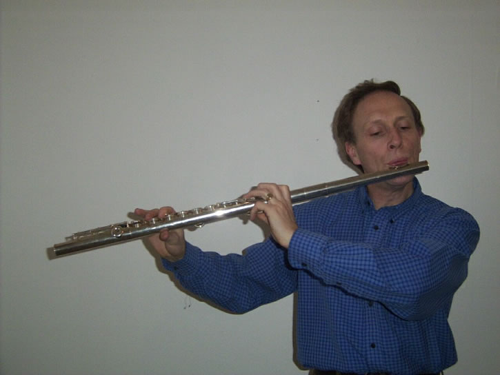 Sean Moloney Flute Player